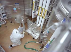 Making propofol at Teva in Irvine: company dropping drug
