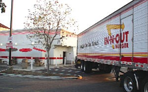 In-N-Out in Anaheim Hills: fresh patties delivered every other day