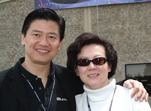 Victor and Janie Tsao: started Miven Venture Partners in 2005