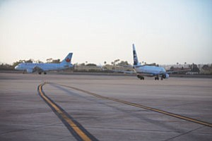 Air Canada and Alaska Airlines both offer new service to San Diego International Airport.