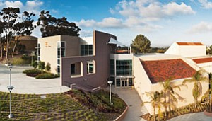 The new arts complex at MiraCosta College includes a 12,000-square-foot concert hall.