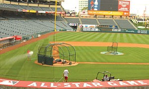 Angel Stadium: $2 million in improvements for All-Star Game