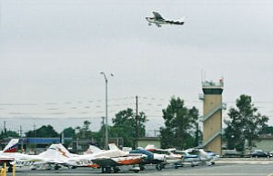 Training: Flight school operators fear a new state law will force them to close.