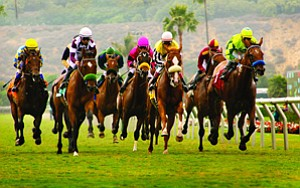 The Del Mar horse racing season is set to start July 21.