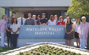 Medicine: Antelope Valley high school students were awarded scholarship money.