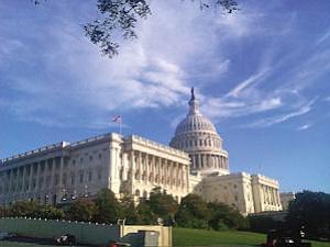 U.S. Capitol: Senate passed financial reform bill late last week