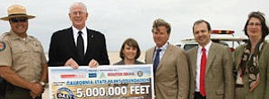 Care for our Coast fundraisers: helped raise more than half a million dollars