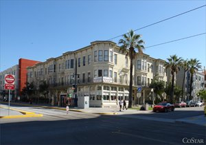 The Palms, a 121-year-old hotel in downtown San Diego, was recently sold after being foreclosed on by its lender earlier this year.