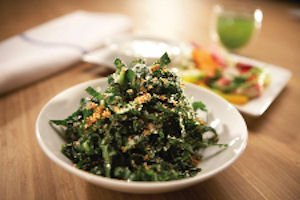 True Food Kitchen kale salad: opens this week in Fashion Island
