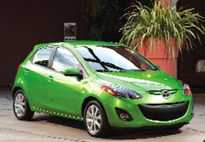 Mazda2: sells for $14,000 to $17,000