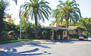 The Rancho Valencia Resort and Spa in Rancho Santa Fe sold for $15.5 million. It was the largest non-foreclosure hotel transaction recorded locally in the first half of 2010.
