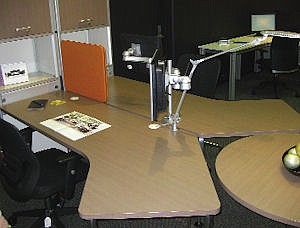 """Technigroup office furniture: """"We don't shy away from being compared to Ikea,"""" Taft says"""