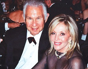 Rodnick, wife Laurie: couple supported several causes