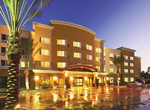 Courtyard by Marriott Anaheim: sold for $25 million this month