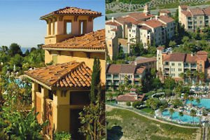 Marriott's Newport Coast Villas: MVE & Partners are the architects on the project