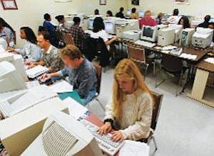 Corinthian computer class: company runs more than 100 campuses