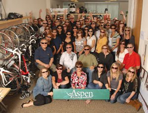 Aspen workers: share in bonuses based on company performance