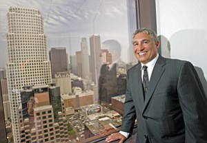 Larry Kosmont, chief executive of Kosmont Cos.
