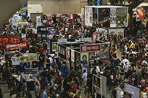 Comic-Con: staying in San Diego through 2015