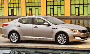 Optima: expected to sell for less than $20,000