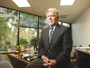 Steven Escoboza, president and CEO of the Hospital Association of San Diego and Imperial Counties, says routine five- and 10-year strategic plan updates already in place will be assets in helping hospital systems implement the health care reform law.