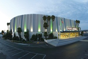 The San Diego Sports Arena will be named the Valley View Casino Center effective Nov. 1.