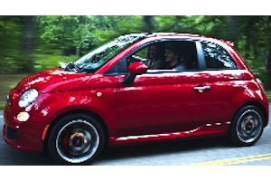 The prize: Fiat 500 coming soon