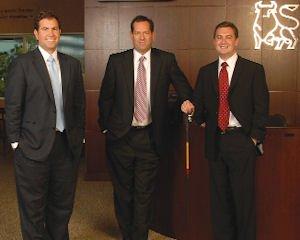 Merrill Lynch's Kopjak, Bob Reckinger, Jamie Loynes: Kopjak is former surfer, videographer