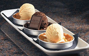 Pizookie Trio: designed for sharing