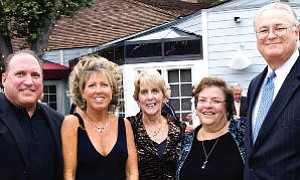 Monty, Julie Ruff, Dawn O'Conner, Ilene, Jim Harker: Evening Under the Stars gala raised $100,000 for kids groups
