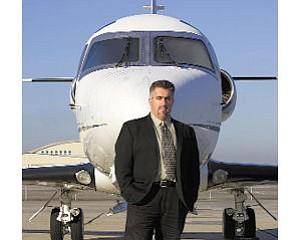 Association President: Curt Castagna runs Aerolease Associates.