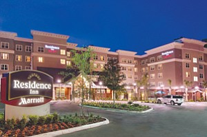 The Residence Inn by Marriott San Diego North/San Marcos is planning a Nov. 18 grand opening.