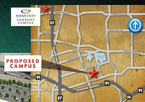 Mapping Future: Church's website shows where it plans to build new campus