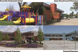 Barnhart Balfour Beatty completed classroom building additions and site improvements totaling $28.5 million at four elementary schools in the Santa Ana Unified School District.