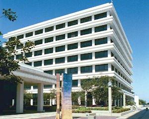 Pimco's headquarters: part of three-building complex