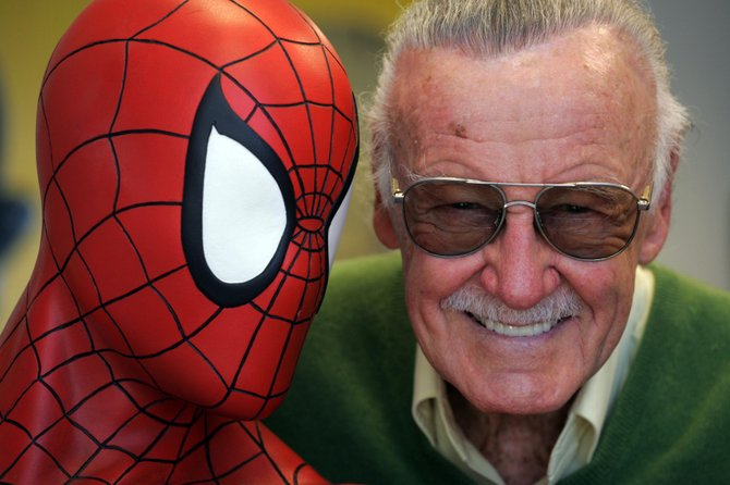 Eight Over 80: Stan Lee