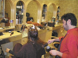 Styling: There is demand for the controversial procedure at many salons.