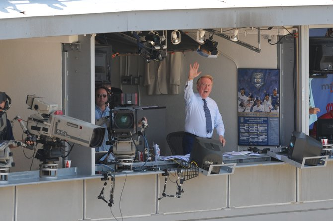 Eight Over 80: Vin Scully