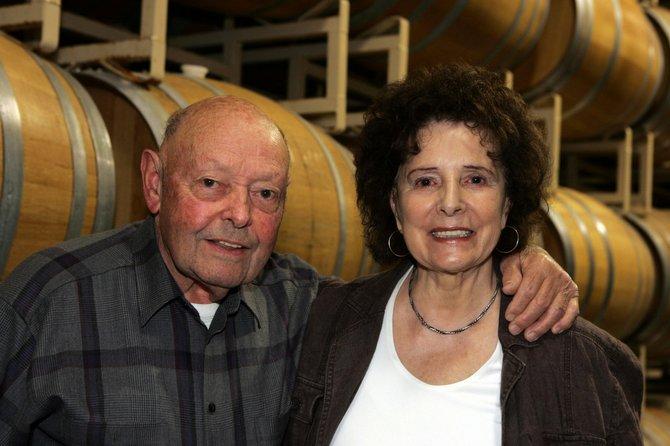 Eight Over 80: Stefano Riboli and Maddalena Riboli