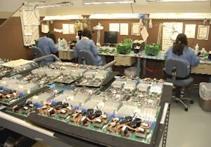 Making electronics at Garden Grove's Revco Products Inc.: electronics key export for county