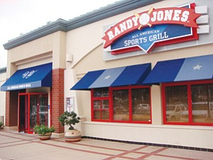 Run by former Padres All-Star pitcher Randy Jones and Mark Oliver, the Randy Jones All American Sports Grill is now open in Mission Valley.