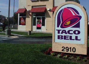 Taco Bell in Irvine: chain plans to open 54 next year