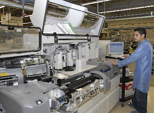 Making Beckman machine: company could fetch $5 billion in a sale