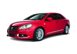Kizashi: Suzuki's most important U.S. launch