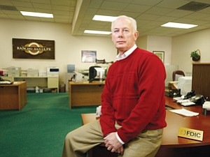 Mike Johns is president of Rancho Santa Fe Thrift & Loan Association, which achieved a 2.74 percent return on assets for the first three quarters of 2010.