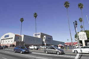 Property: The redevelopment area is the site near Victory and Laurel Canyon boulevards, the so-called Laurel Plaza/Valley Plaza Corridor.