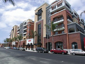 Retail space is 100 percent leased at the mixed-use Atlas development in Hillcrest.