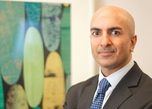 "Kashkari: TARP was like ""giant startup we were developing in the middle of a crisis"""