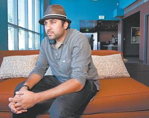 Innkeeper: Sagar Kumar's PNK Group has built the first boutique hotel on Ventura Boulevard.