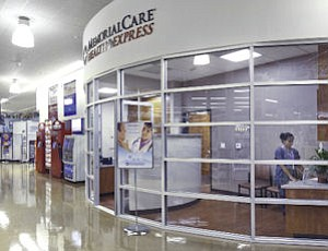 HealthExpress: MemorialCare Medical Centers has three retail clinics in supermarkets